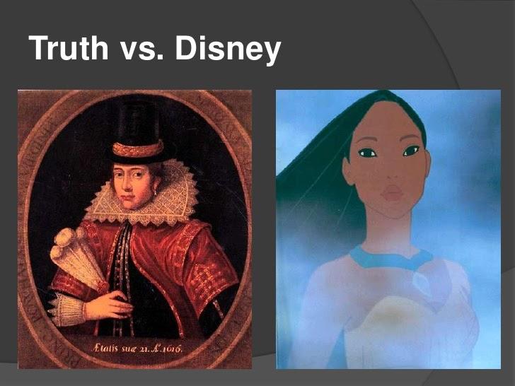 Disney S Pocahontas Vs Matoaka Pamela J Peters