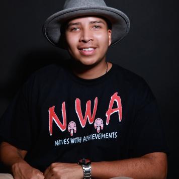 Aaron (Saginaw Chippewa)